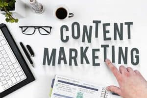 Content creation important for SEO